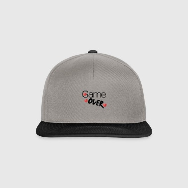 Game over - Casquette snapback
