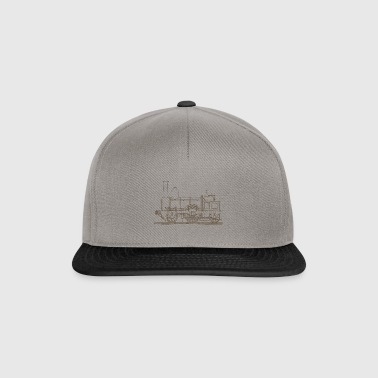 Locomotive - Snapback Cap