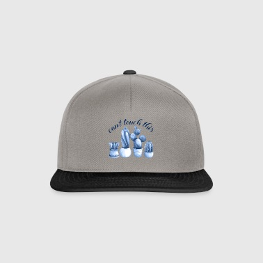 can t touch this - Snapback Cap