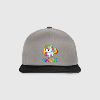 Unicorn august - Snapback Cap