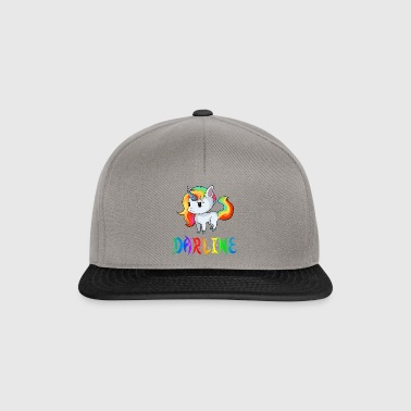 Unicorn Darline - Snapback Cap
