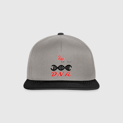 On minun DNA Hobby Rap - Snapback Cap