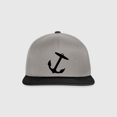 Anchor - Snapback Cap