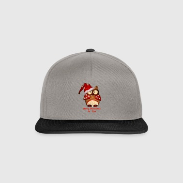 Merry christmas to you - Snapback Cap