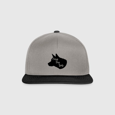 Crazy Dog Lady - Snapback-caps