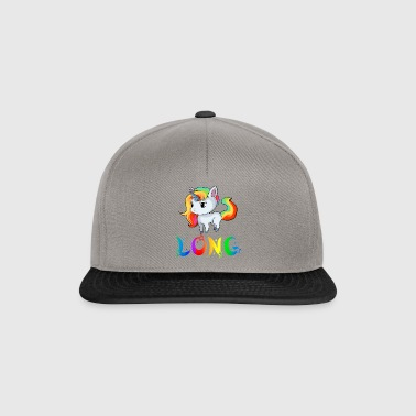 Unicorn Long - Snapback Cap