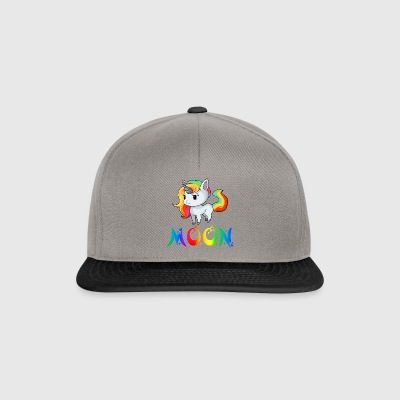 Unicorn Moon - Snapback Cap