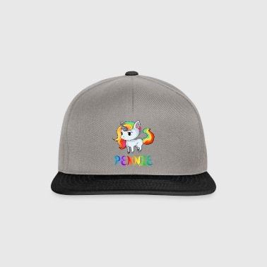 Unicorn Pennie - Snapback Cap