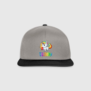 Unicorn Teddy - Snapback Cap