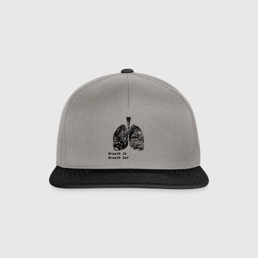 Lunge / orgel - Breath I Breath Out - Snapback-caps
