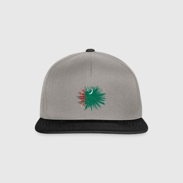 Gave Splatter Land Roots Turkmenistan - Snapback Cap
