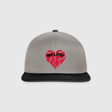 No Love 2 - Snapback Cap