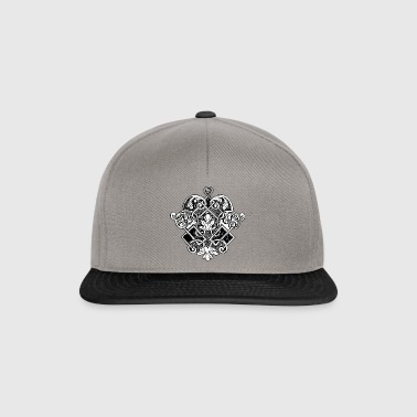 Regalo Tattoo Design Vintage - Snapback Cap