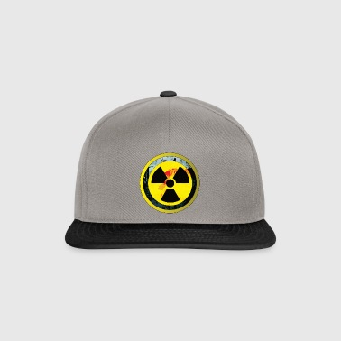 Attention, une conception radioactive - Casquette snapback