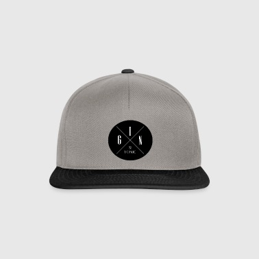 Gin & Tonic - Casquette snapback