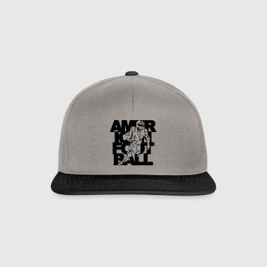 Football / Football design exclusif - Casquette snapback