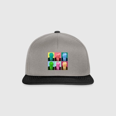Presidente Pop Art - Snapback Cap
