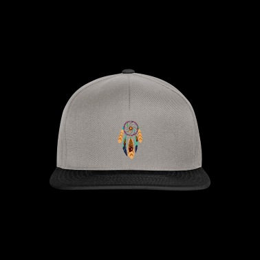 Dreamcatcher / Dream Catcher gift - Czapka typu snapback