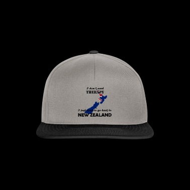 Neuseeland Shirt! Work and Travel! - Snapback Cap