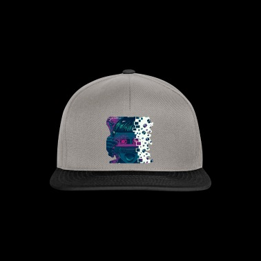 Awesome MiX (#scheissdrauf) - Snapback Cap