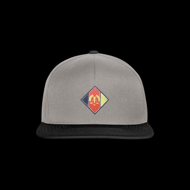 GDR rotted signboard gift idea - Snapback Cap