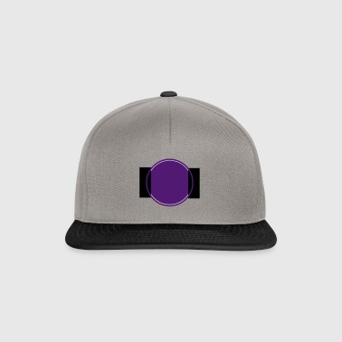 interrupted circles - Snapback Cap