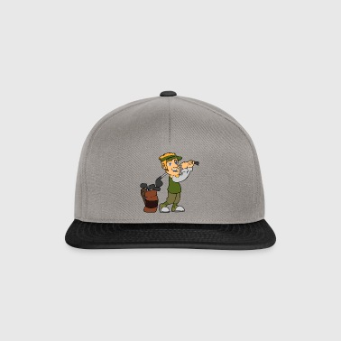 golf golfare - Snapbackkeps