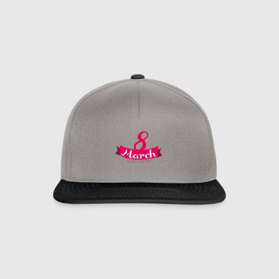Womens Day - Snapback Cap