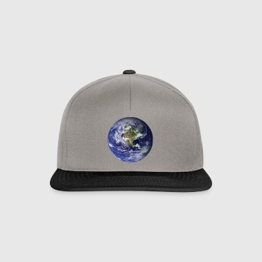 mother Earth - Snapback Cap