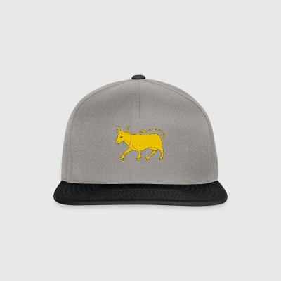cow31 - Casquette snapback