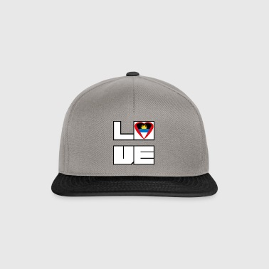Loveland Roots Antigua Barbuda - Gorra Snapback