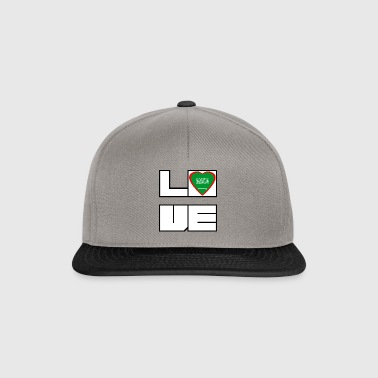 Love Land Roots Saudi Arabien - Snapback Cap