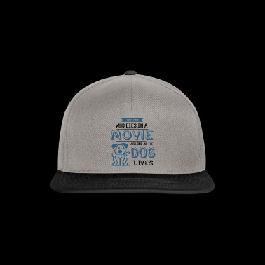 Funny Dog Puppy Movie Quote Dog Lover Shirt Gift - Snapback Cap