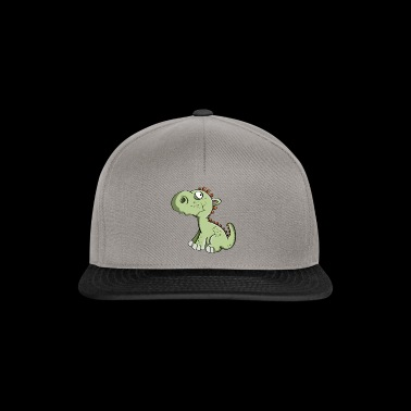 Little dragon - dinosaurs - children - Snapback Cap