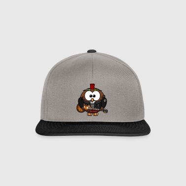 cartoon Sowa 17 - Czapka typu snapback