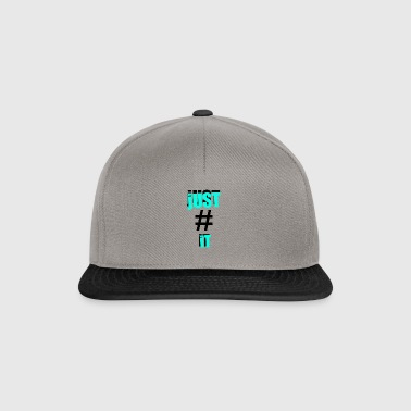 JuSt # iT - Casquette snapback