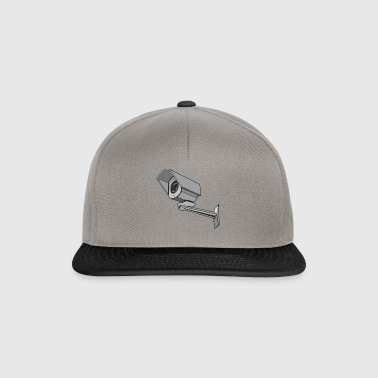 Security Camera - Snapback Cap