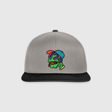 Monsta official logo - Snapback Cap