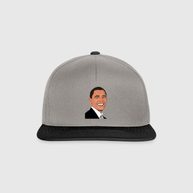 Obama USA - Casquette snapback