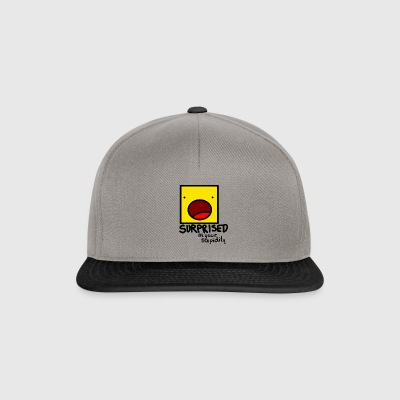 Surprised - Snapback Cap