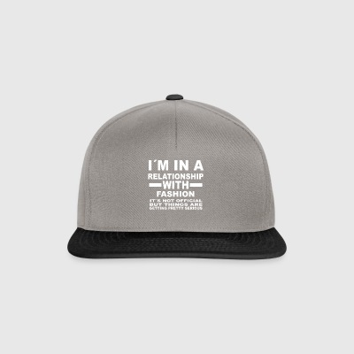 Relationship with FASHION - Snapback Cap