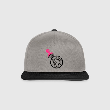 volleyball waterpolo tampon buffer puffe - Casquette snapback