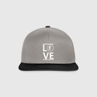 love liebe calling hobby king meister paintball so - Snapback Cap