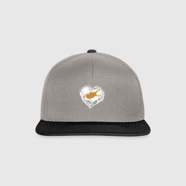 HOME ROOTS COUNTRY GIFT LOVE Cyprus - Snapback Cap