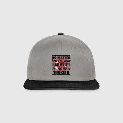uansett tante kul tante forgifte Tyrkia png - Snapback-caps