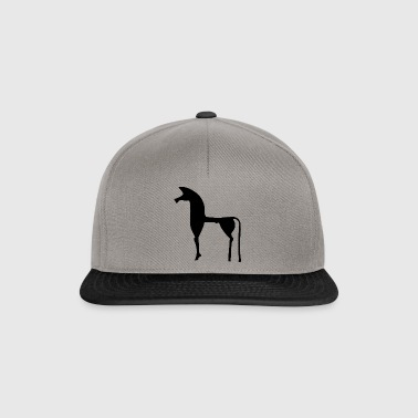 The Greek horse - Snapback Cap