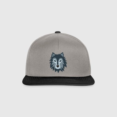 loup - Casquette snapback
