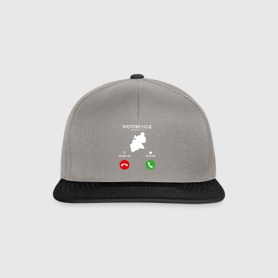 Call Mobile Phone - Snapback Cap