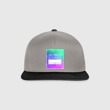 Romains 8:28 vers - Casquette snapback