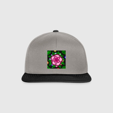 Flower power - Snapback Cap
